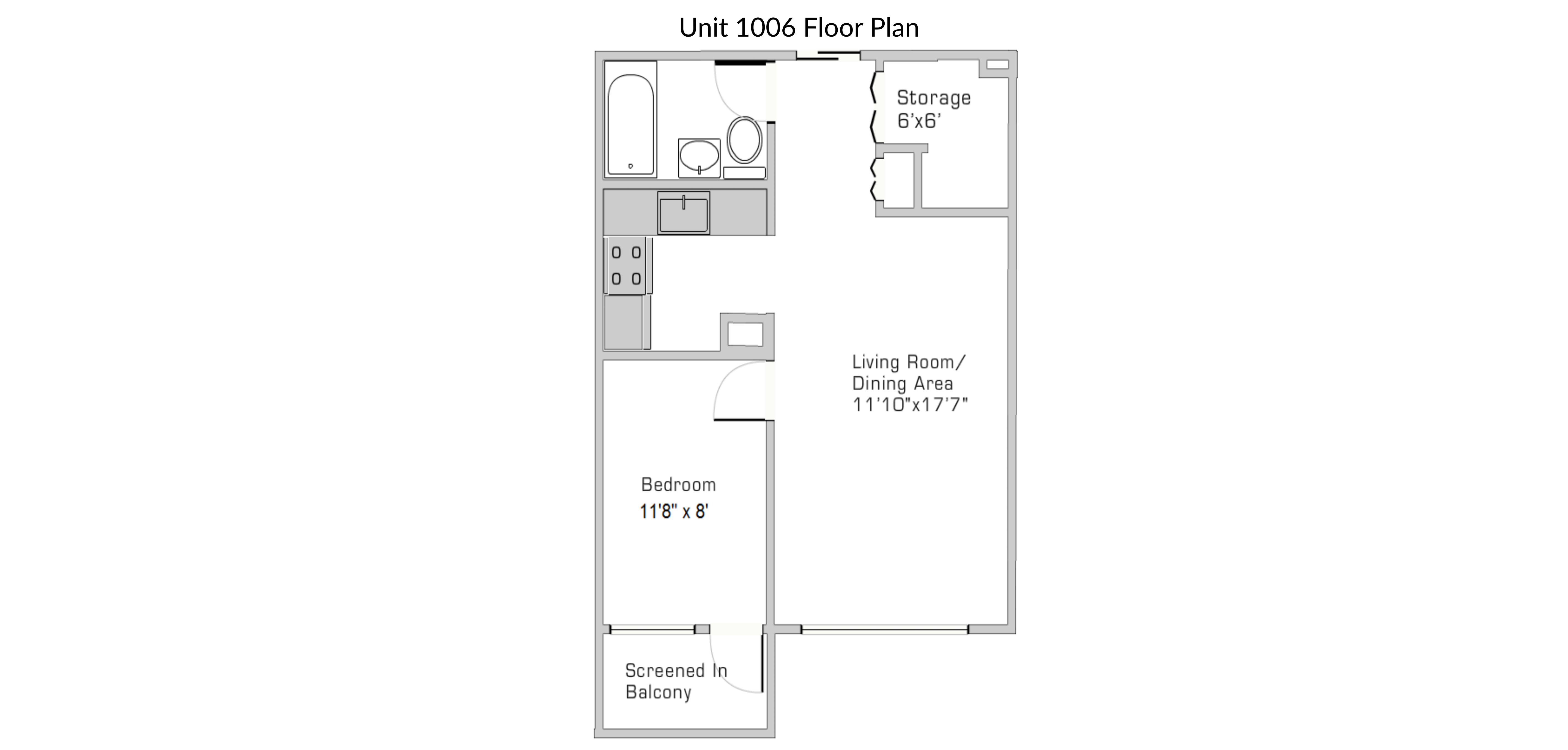 Embassy Towers Unit 1006 Moore Suites Furnished Apartments
